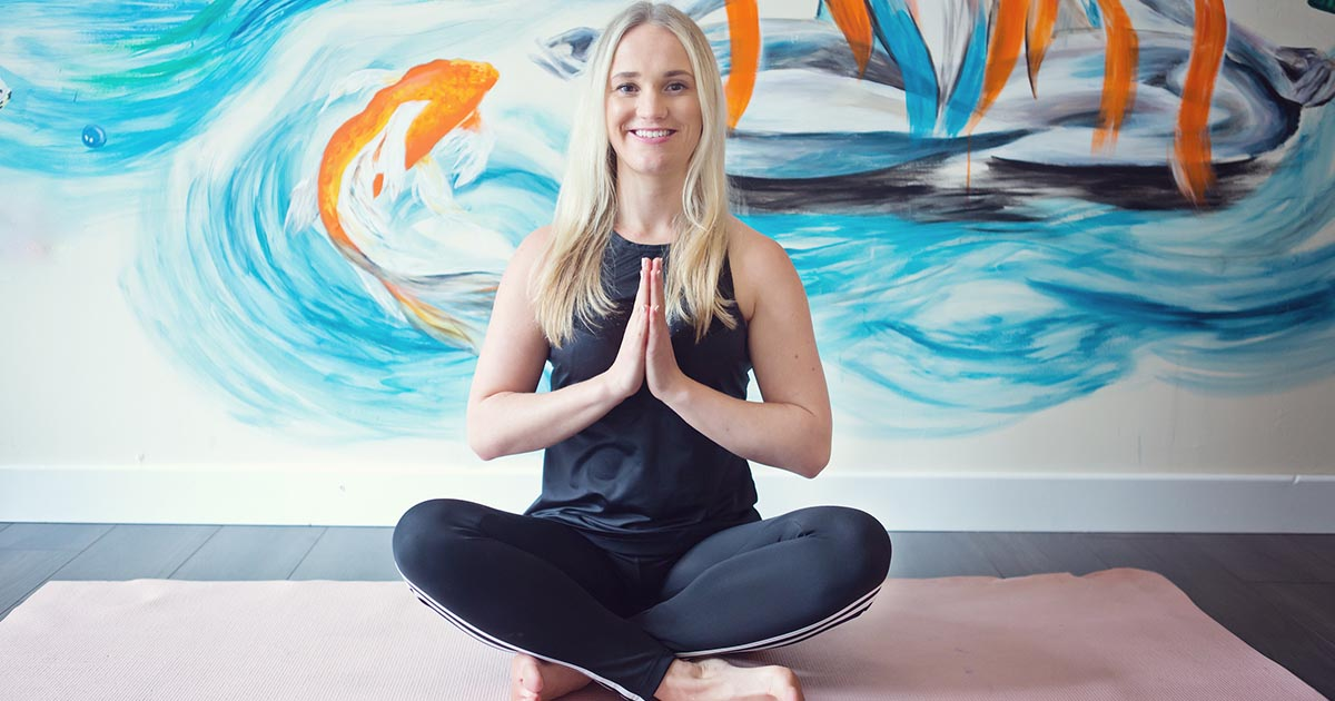 Katie Duggan Wellness with Katie Yoga classes workshops Waterford Ireland Wexford Ireland Tramore ireland