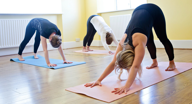 Yoga classes waterford Wexford ireland Katie duggan