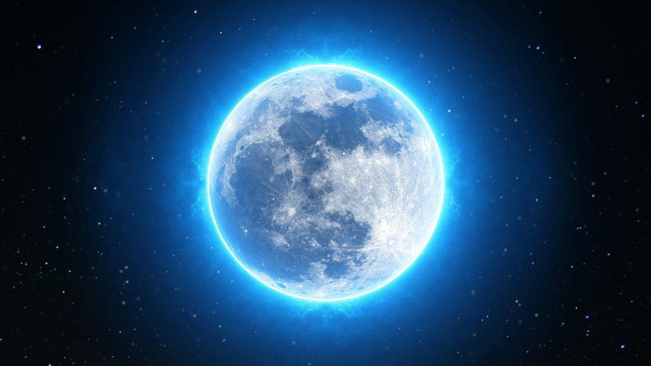 Once in a Blue Moon Yoga and Meditation Workshop