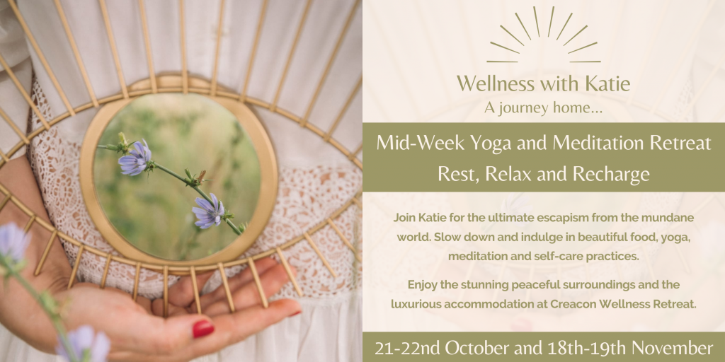 Rest, Relax and Recharge - Mid-Week Yoga and Meditation Retreat at Creacon