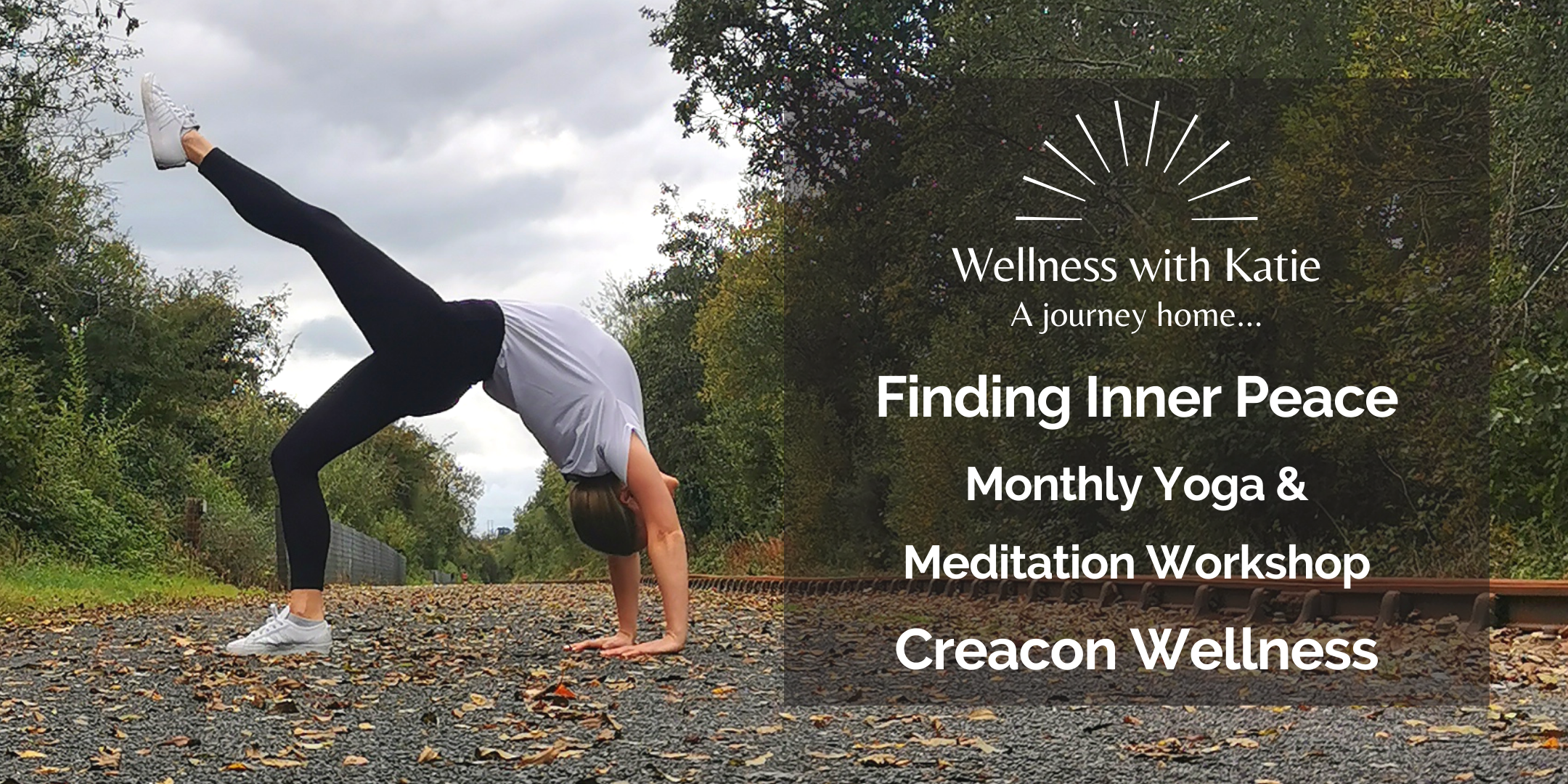 Finding Inner Peace Monthly Yoga and Meditation Workshop - Creacon Wellness
